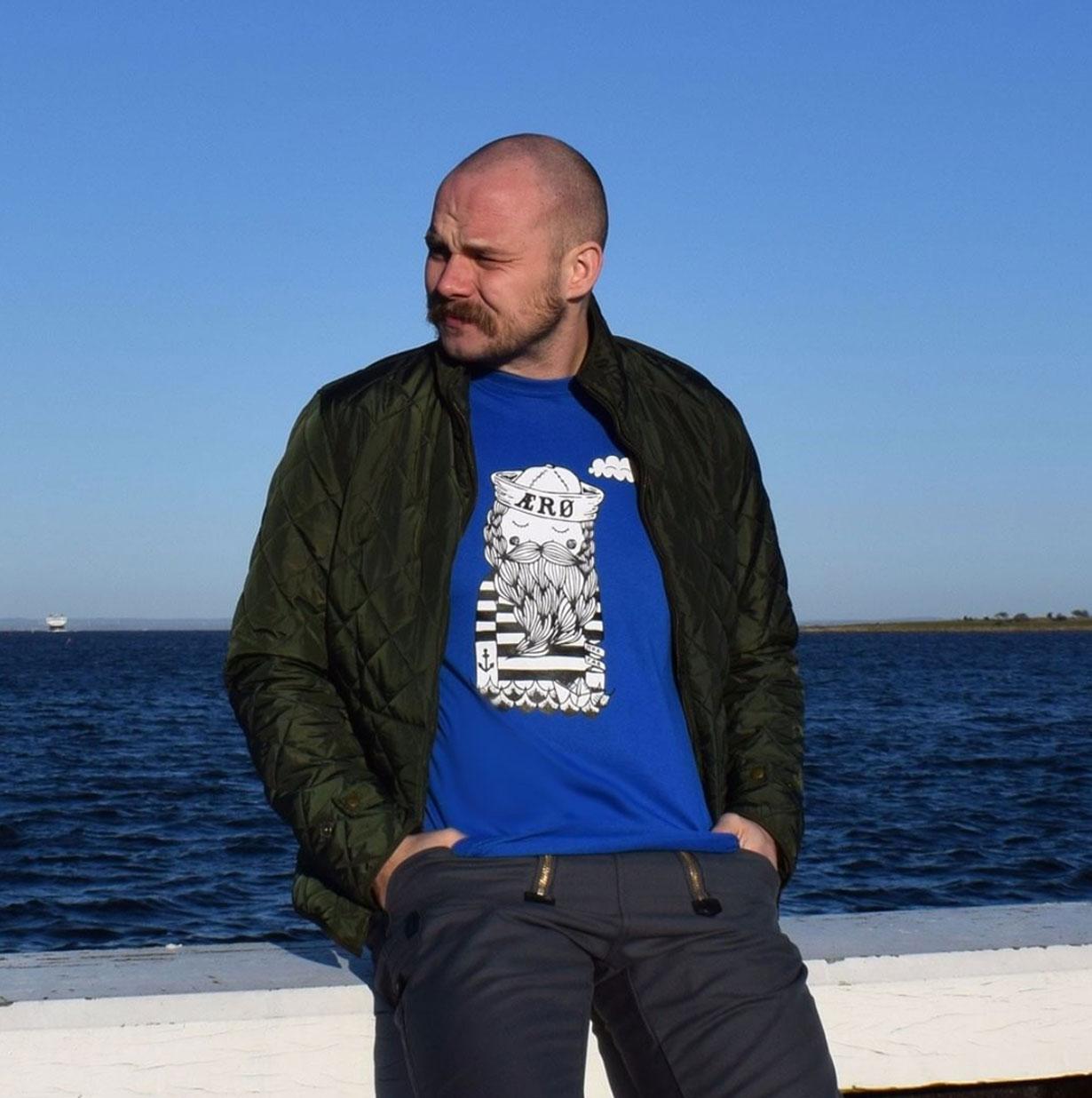 Det Gamle Værft - Ærø t-shirts - namesEARLE, det gamle vaerft, aeroe, cool, menswear, aeroe