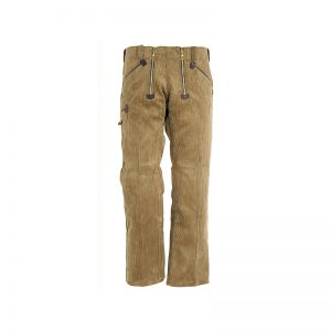FHB, bukser. Artur, Oliven brun, Navertøj, naverbukser, arbejdstøj