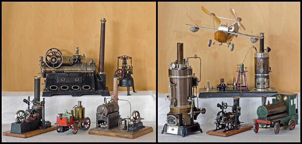 Steam engine toys, dampmaskine, steam machine, steam engine, ærø, det gamle værft, oplevelser, hvad skal se
