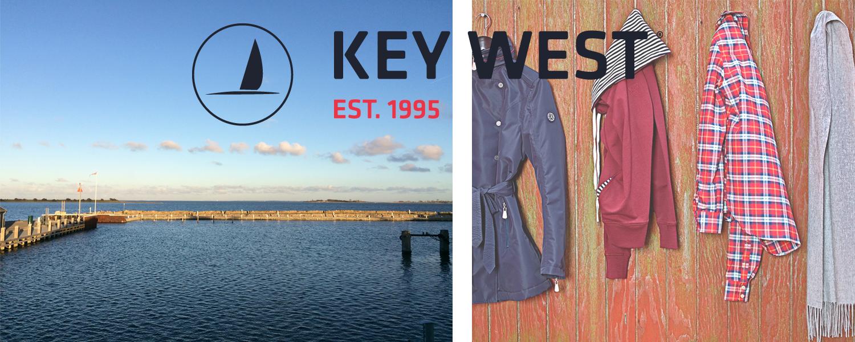 key west, tøj, det gamle værft, maritimt tøj, striber, ærø